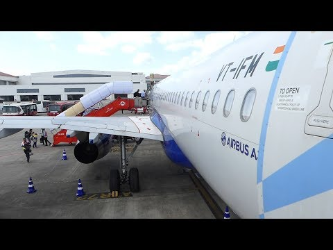 India Airports : Departure from KOCHI Airport  : An Unique Last Step Boarding Experience