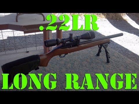.22 Long Rifle @ 300 Yards!!!
