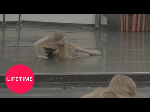 Dance Moms: Pressley Possesses Her Solo S8 E2  Deleted Scene  Lifetime