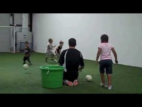 Soccer drills for toddlers 2 years 3 years 4 years old