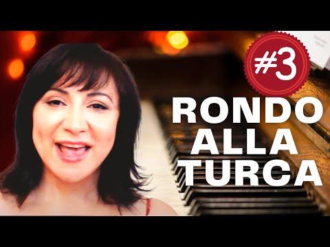 Rondo Alla Turca (Turkish March) Piano Tutorial - Part 3