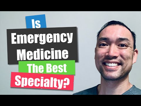 Life As An Emergency Medicine Doctor - Should YOU Choose This Residency/Specialty?