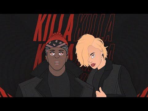 KSI – Killa Killa (feat. Aiyana-Lee) [Official Lyric Video]
