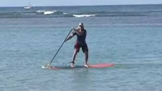 Board Work Practice for Stand Up Paddle...SUP
