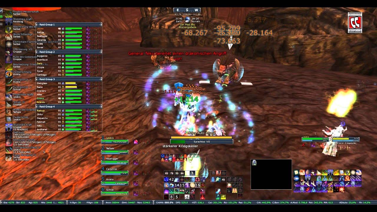 Everquest 2 | EQ2 || General Taku @ Combat Chrome