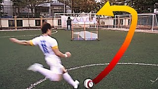 BEST Curve Freekicks