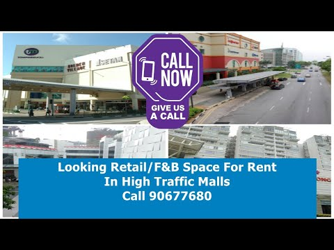 Mall Shop For Rent Singapore - top 5 shopping malls in singapore
