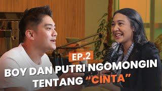 Download NSS Ep.2 - Boy William dan Putri Tanjung Ngomongin Pernikahan Sampai Mantan