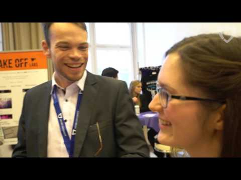 Jacobs Career Fair 2016 – Campus Center at Jacobs University Bremen