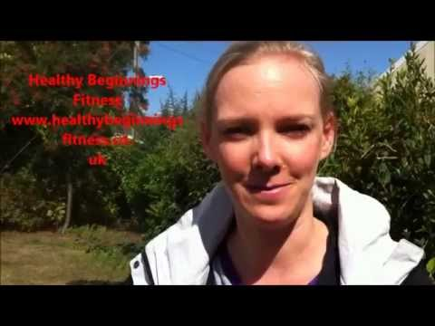 Mums review of Healthy Beginnings Fitness Buggy Fitness Class