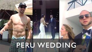 Derek Engelke and Alexandra Bauer Wedding Lima - Mira Flores - Peru GoPro HD