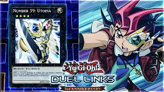 Yu-Gi-Oh! Duel Links | XYZ SUMMONING INTRODUCTION/BEGINNERS GUIDE! (Zexal World 2020)