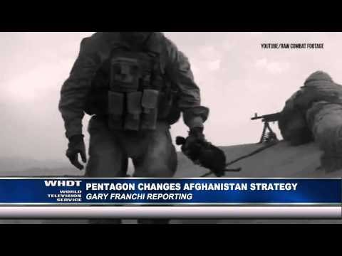 Pentagon Changes Afghanistan Strategy