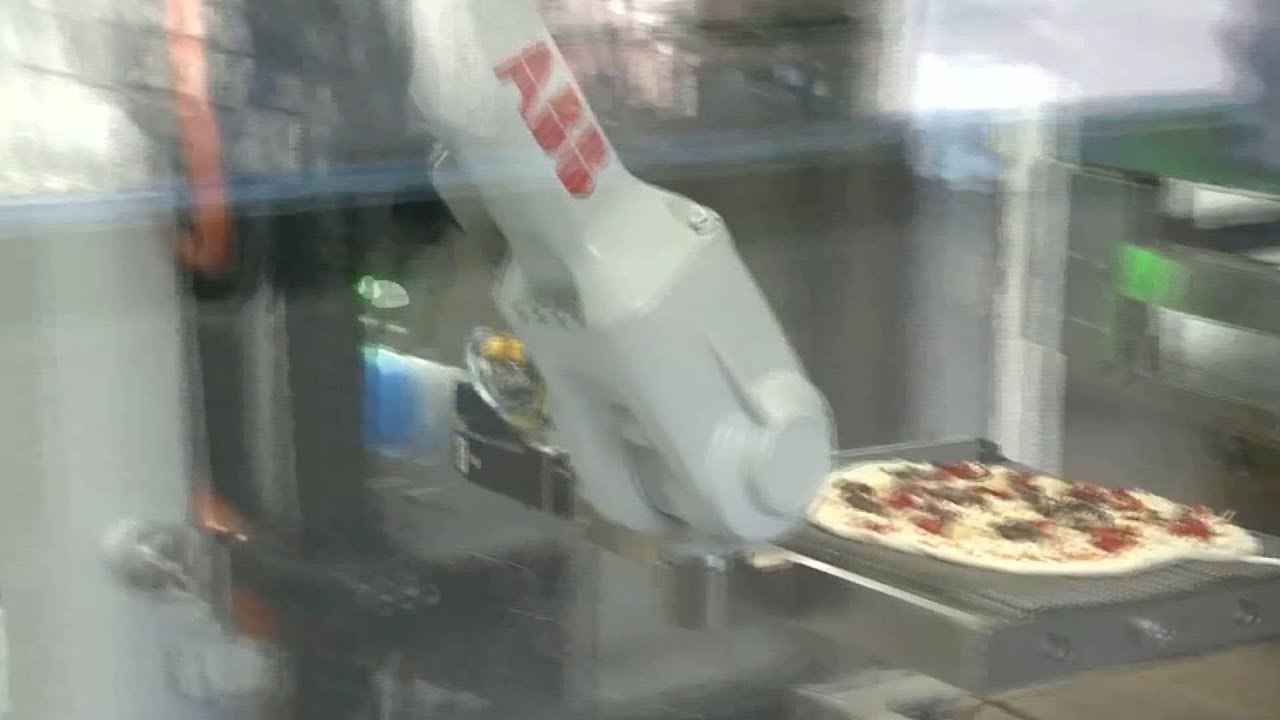 US tech helps usher in Fourth Industrial Revolution through robotics