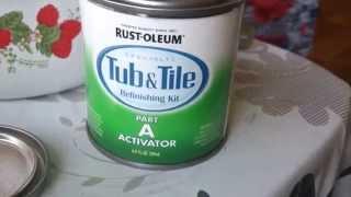 видео Чем покрасить ванну