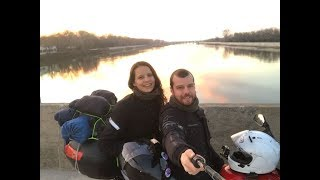 Motosikletle Edirne Turu ve  Kamp