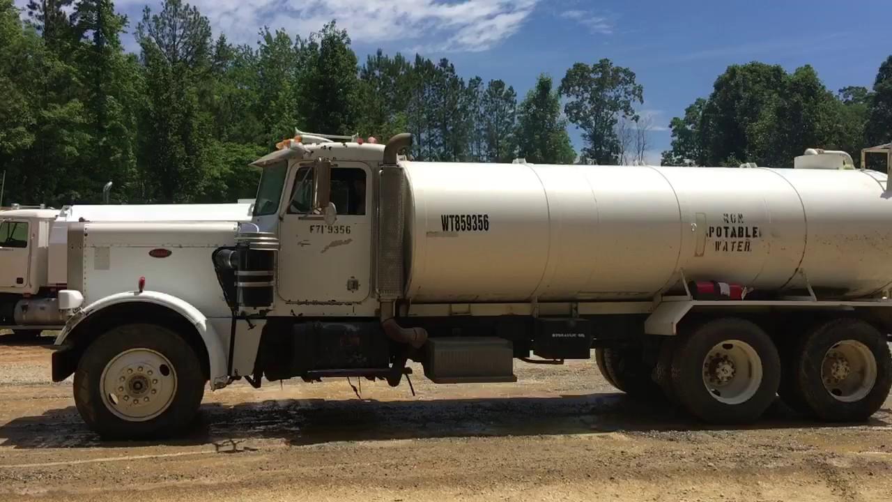 Image Result For Peterbilt Water Tanker Truck Trucks Tanker