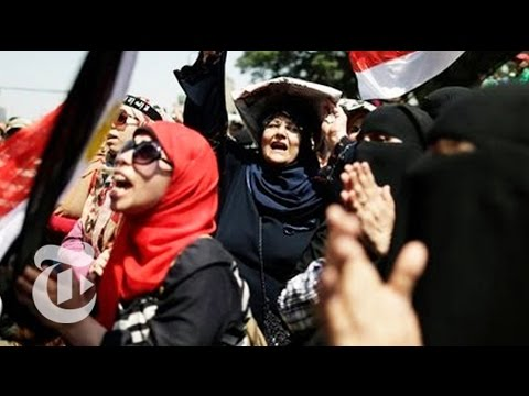 Egypt Protest 2013: In New York's Little Egypt, Echoes From Home | The New York Times