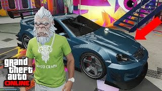 GTA 5 Online - Best Rare Paint Jobs! Frost-Blue-Grey-Blue! Classic Crew Color! GTA 5 Glitches!(, 2016-04-29T00:48:28.000Z)