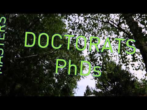 Film de présentation de la Faculté Jean Monnet à Sceaux