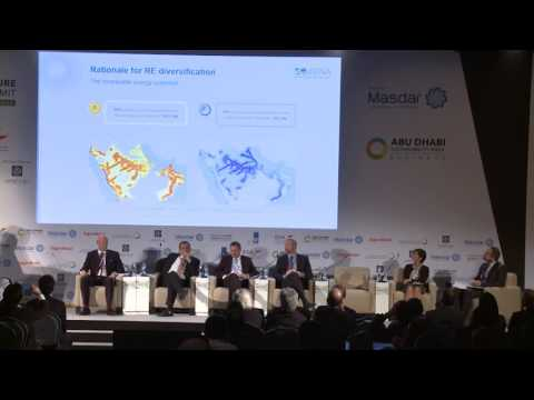 Perspectives For Renewables And Gas In The Energy Mix | WFES Conference