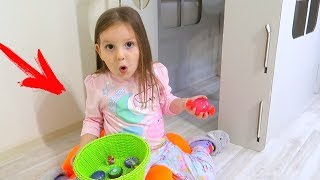 Find Your Slime Ingredients Challenge cu Like Sara | Cautam ingredientele pentru slime in Toata Casa