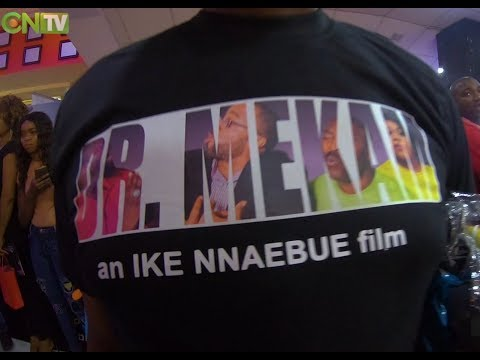 CNTV AROUND TOWN: DR MEKAM MOVIE PREMIERE