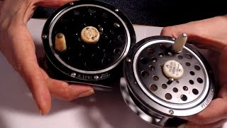 Pflueger Medalist Fly Fishing Reel HOW TO CONVERT Right to Left Hand Retrieve