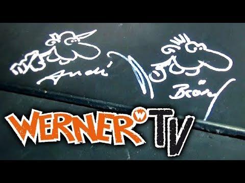 Werner Rennen 2018 Sensationelle Oldsmobile Verlosung Youtube