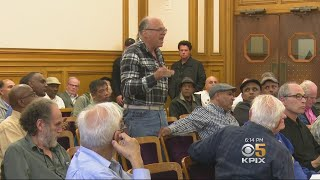 Cab Drivers Demand Relief from High-Price S.F. Taxi Medallions