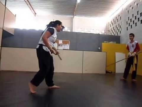 Kung-Fu Tiger Brasil - Treino de Reflexo