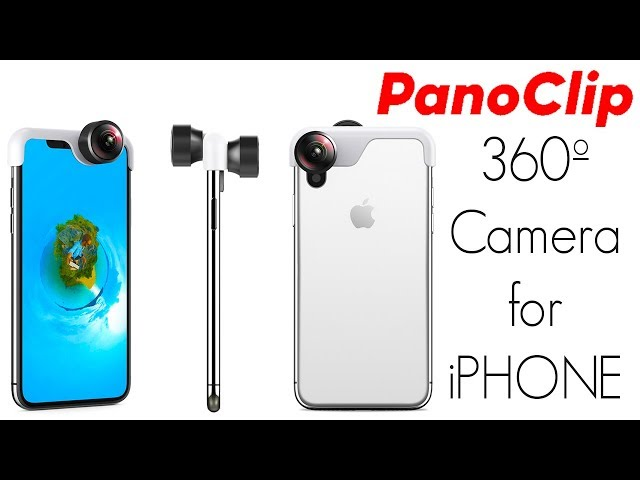 PanoClip! - Câmera 360 para o iPhone, Daily Review Exclusivo!!