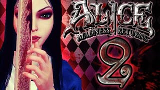Alice: Madness Returns Walkthrough Part 2 (PS3, X360, PC) 100% {Chapter 1: Vale of Tears}