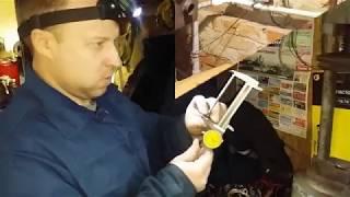 Nissan X-TRAIL MR20DE ремонт двигателя ч.3