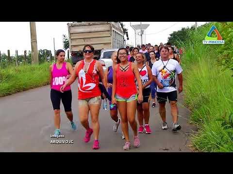 (JC 06/07/18) Semel promove caminhada com 17km de distância