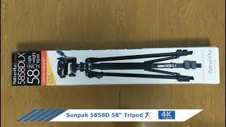 Sunpak PlatinumPlus 5858D 58