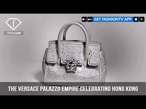 Versace presents The Versace Palazzo Empire celebrating Hong Kong   FashionTV   FTV