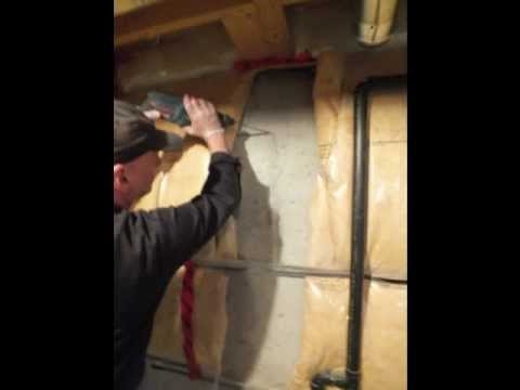 Mississauga | 1-800-334-6290 | Polyurethane Concrete Crack Repair by Injection