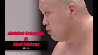 18+ World's Bloodiest Matches #1: BJW Abdullah Kobayashi vs Shuji Ishikawa