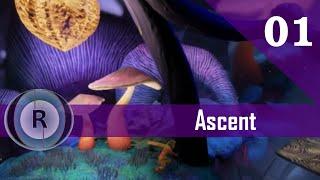 Ascent [Gameplay] - Level 1   Humanoid Plant Platformer   Indie Game
