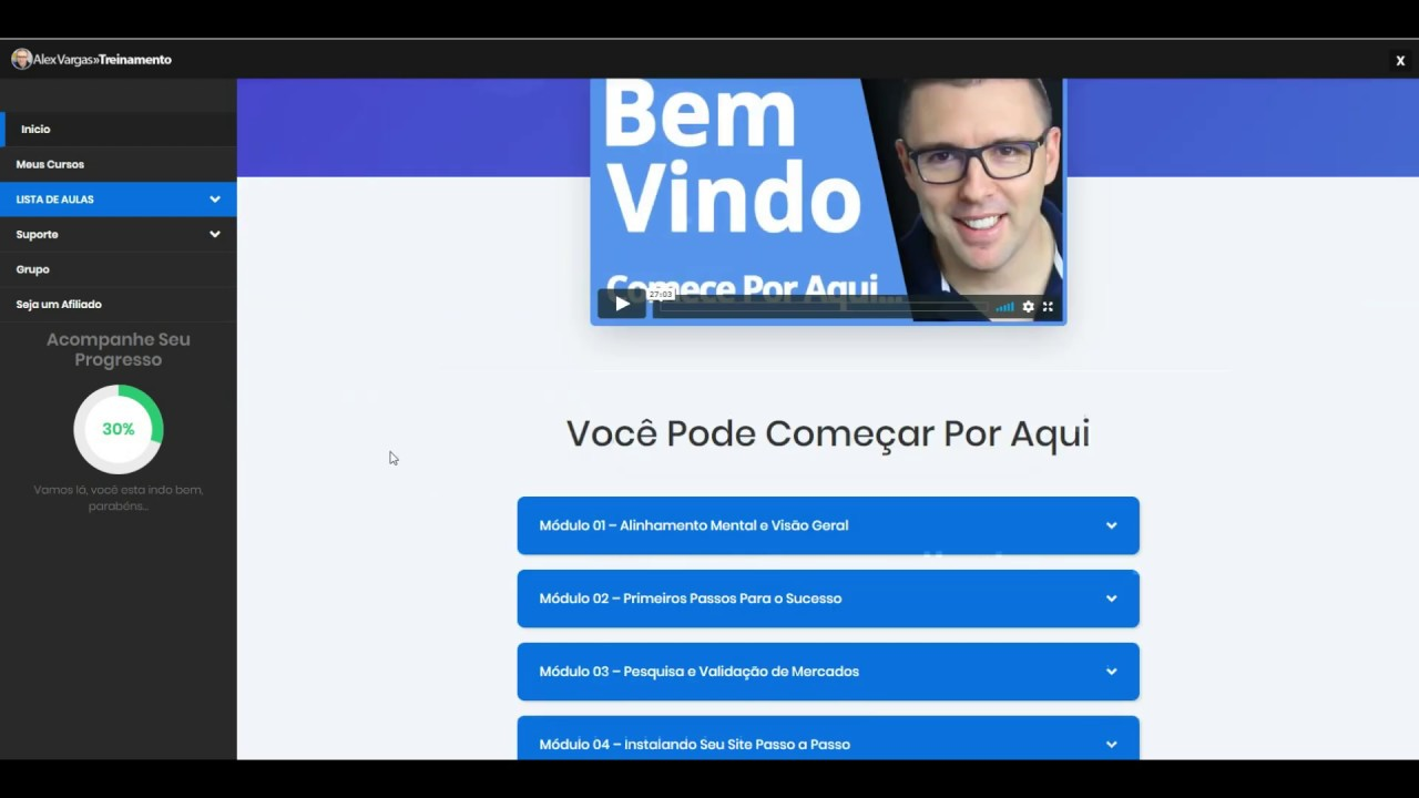 FORMULA NEGOCIO ONLINE MUDOU MINHA VIDA (OBRIGADO ALEX)