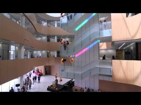 Introducing the Cancer and Cardiovascular Research Building