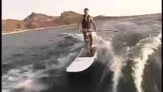 Hobie Stand up Paddle board  Wakesurf