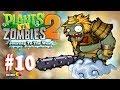Plants vs Zombies 2: Journey To The West - (Zomboss Monkey King) PVZ Part 10 China Version