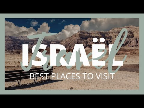 ISRAEL TRAVEL GUIDE 2020 | [Is It Worth It To Visit Or NOT?] ✅   ✈️