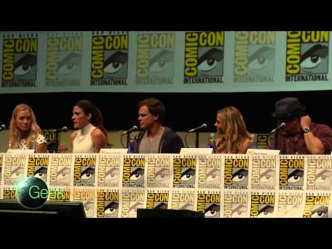 SDCC '13: 'Dexter' Panel
