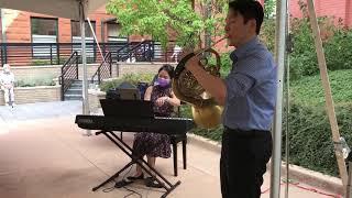 Mozart Concerto No. 3 in E-flat Major, K. 477 (Academy Senior Living)