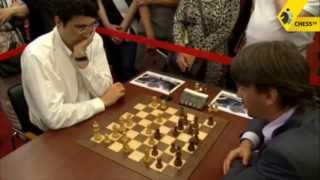 Kramnik vs Morozevich - 2013 Tal Memorial Blitz Chess
