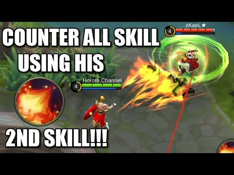 VALIR'S 2ND SKILL CAN COUNTER ALMOST ALL SKILLS