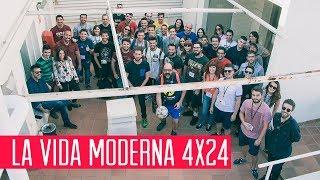 La Vida Moderna 4x24...es estrenarse en repostería haciendo un cream pie